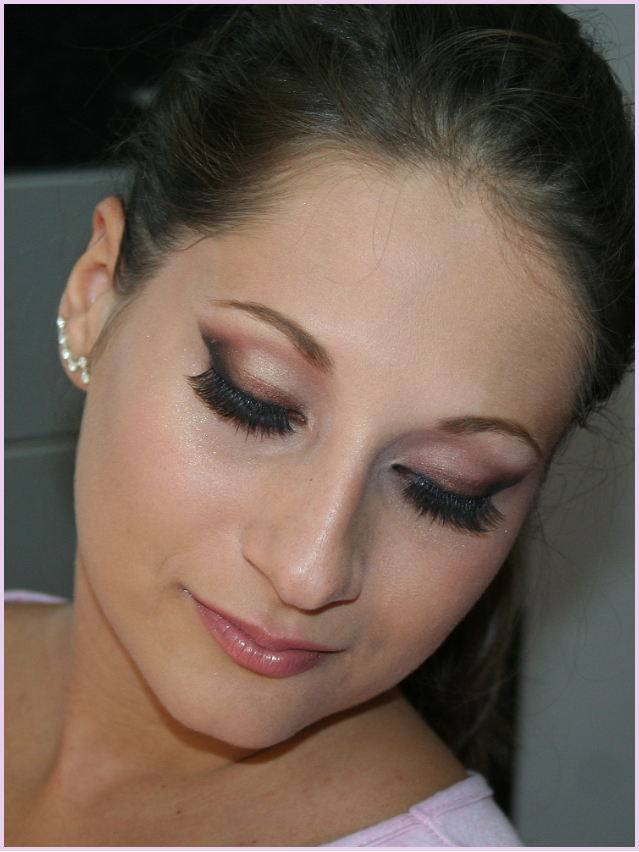 Prom Beauties Machiaj Banchet 2012